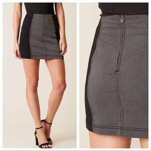 Free People Modern Femme Skirt